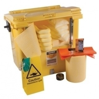 Tygris 1000 Litre Chemical Spill Kit