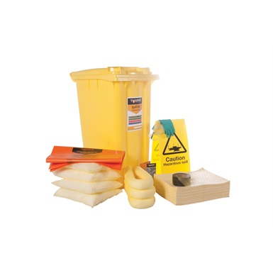 Tygris 210 Litre Chemical Spill Kit