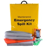 Tygris 25 Litre On-The-Go Maintenance Spill Kit - SK25M