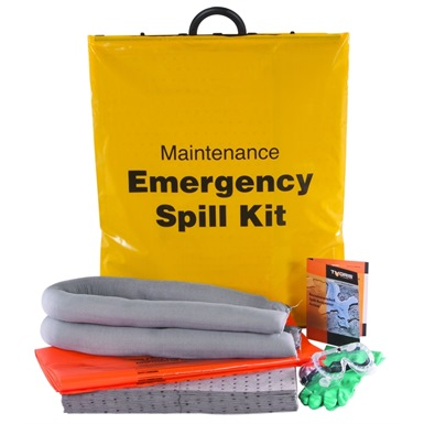 Tygris 25 Litre On-The-Go Maintenance Spill Kit