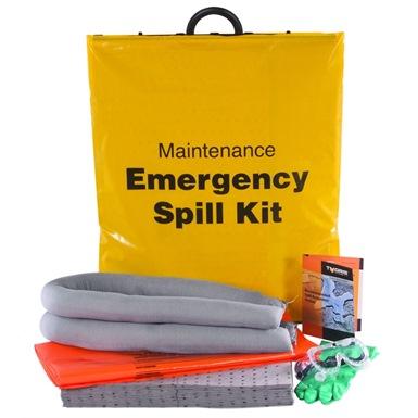 Tygris 25 Litre On-The-Go Maintenance Spill Kit
