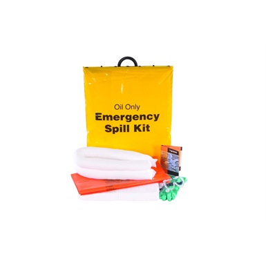 Tygris 25 Litre On-The-Go Oil Only Spill Kit