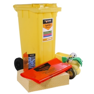 Tygris 90 Litre Chemical Spill Kit