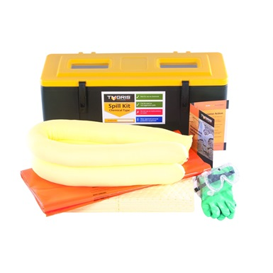 Tygris On-The-Go Chemical Commercial Vehicle Spill Kit