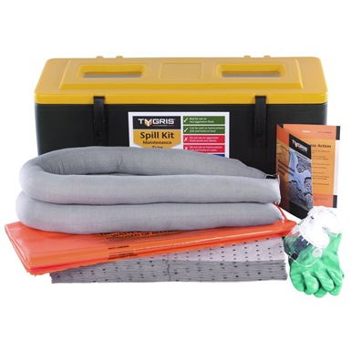 Tygris On-The-Go Maintenance Commercial Vehicle Spill Kit