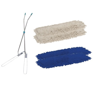 V Sweeper Kit with Synthetic Heads