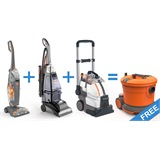 VAX Multi-Buy Total Floorcare Kit - VAX-PROMO