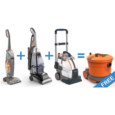 VAX Multi-Buy Total Floorcare Kit