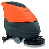 Vax VCSD-04 Cordless Scrubber Dryer, Battery Operated, Pedestrian - VCSD-04