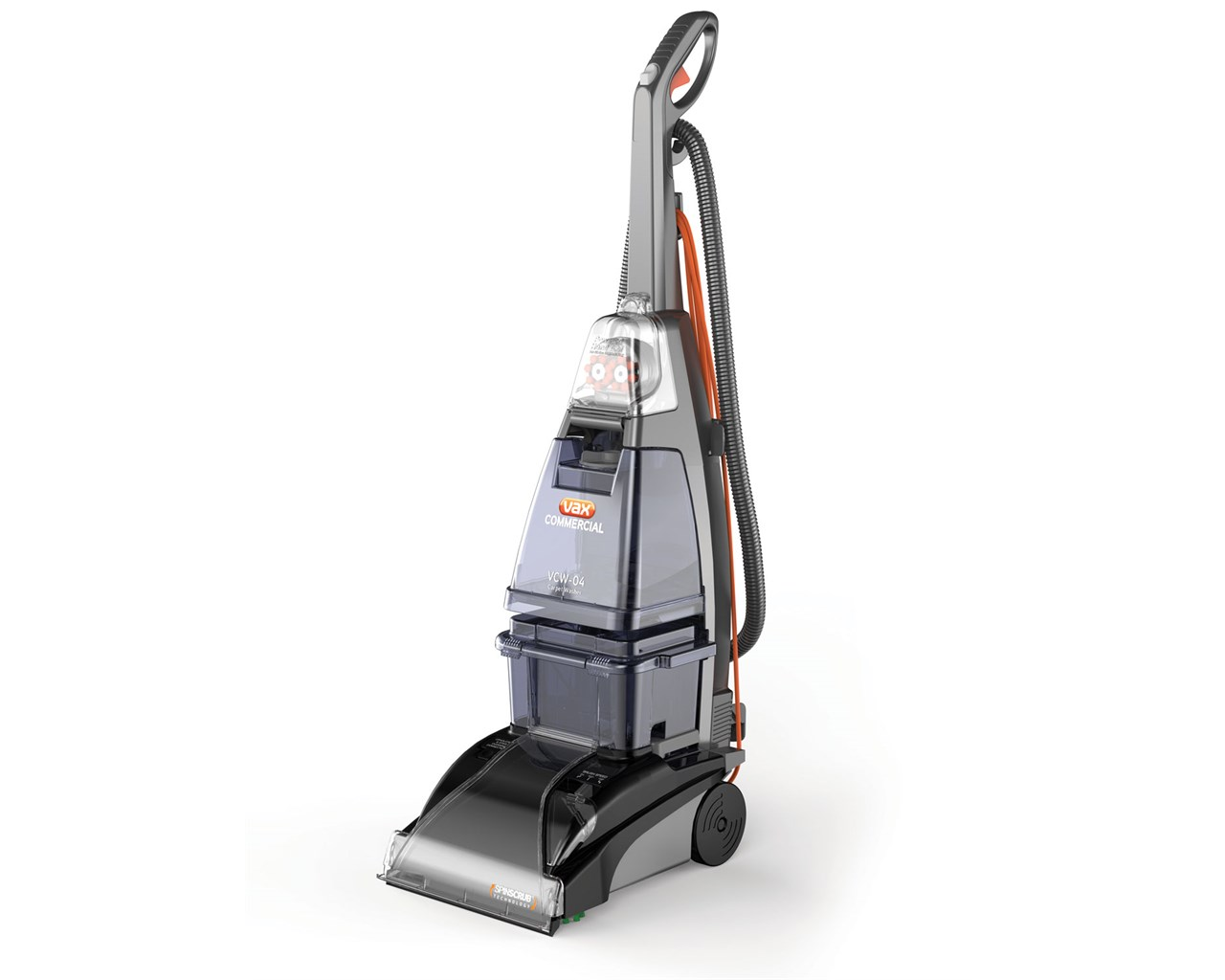 Vax Vcw 04 Upright Carpet Cleaner