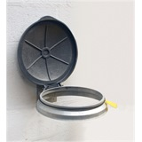 Wall Mounted Sack Holder (Galvanised) - SH010