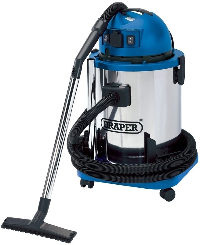 Wet Amp Dry Professional Vacuum Cleaner Draper 48499