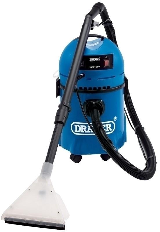 Wet Amp Dry Shampoo Vacuum Cleaner Draper 8101
