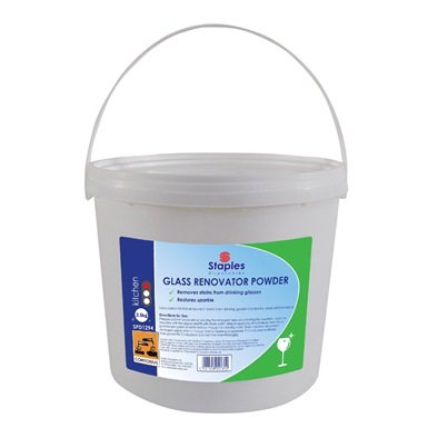 White Powder Glass Renovator