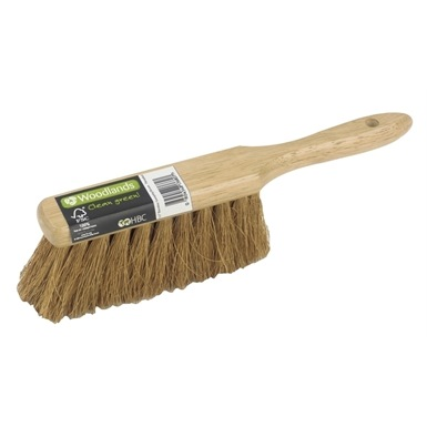 Woodlands Coco Banister Hand Brush