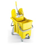 Yellow Kentucky Mop Bucket - KIT6480