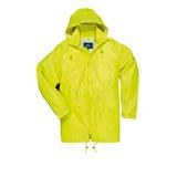 Yellow Portwest Classic Rain Jacket - S440